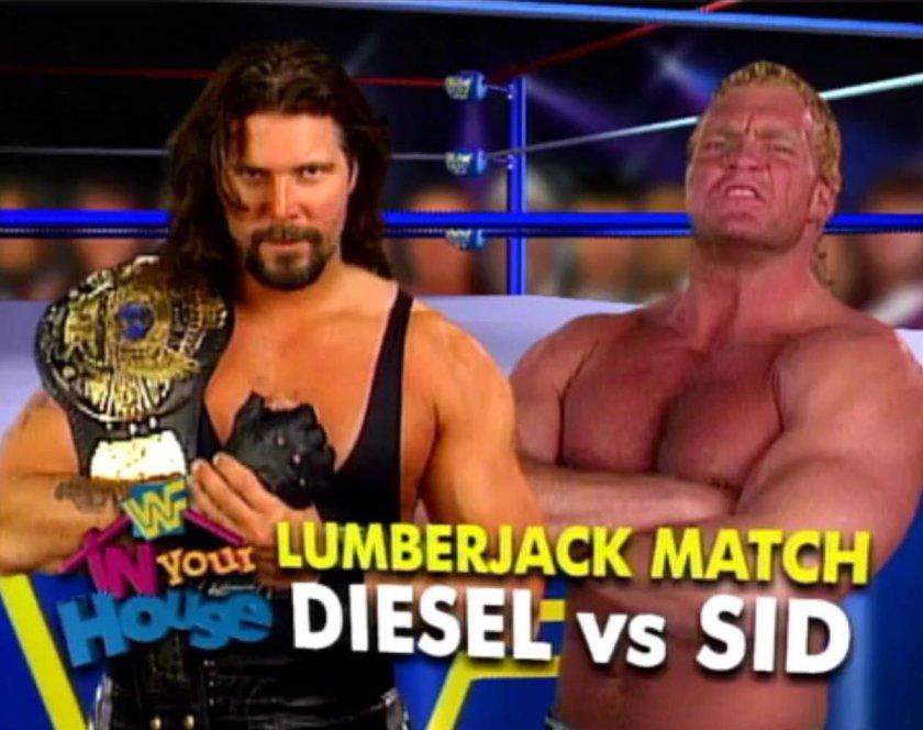 Diesel vs Psycho Sid