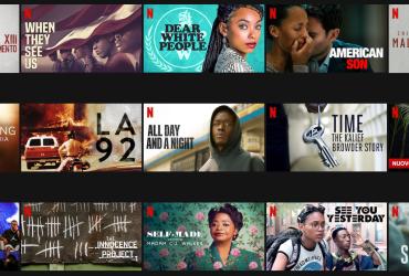 Netflix blm