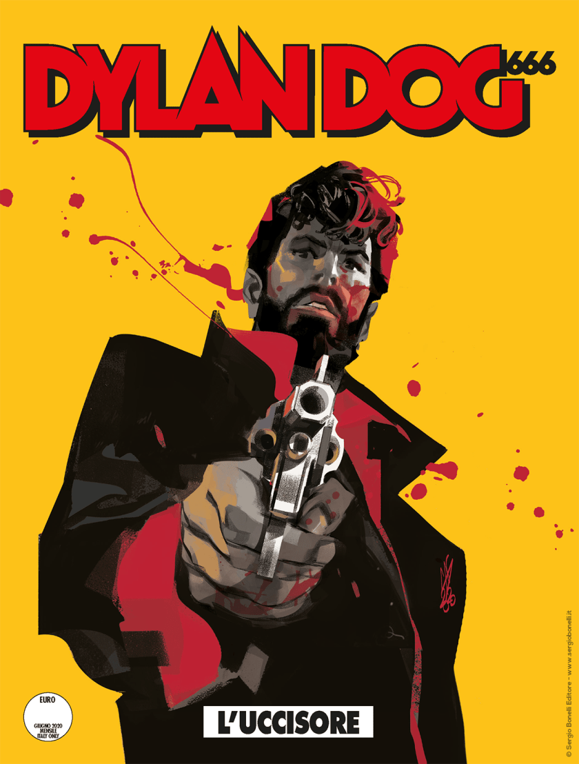 Dylan Dog n. 405 - L'Uccisore