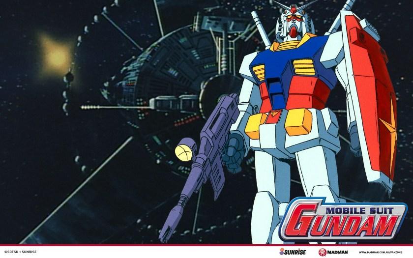 Gundam - Photo credits: web