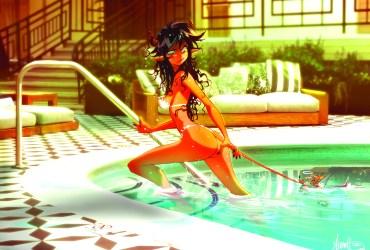 Paprika-Pool