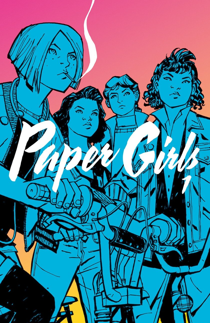 paper girls bao