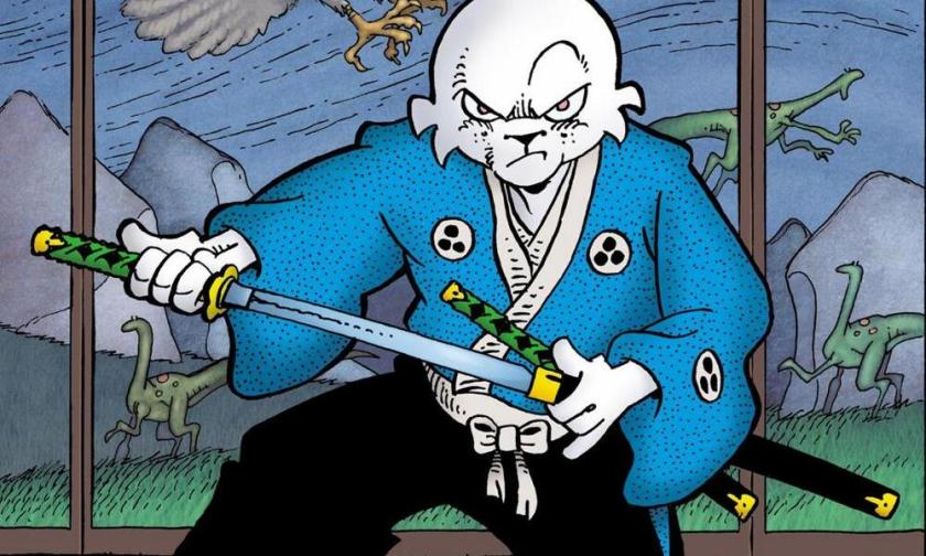 Usagi Yojimbo - Photo Credits: Web