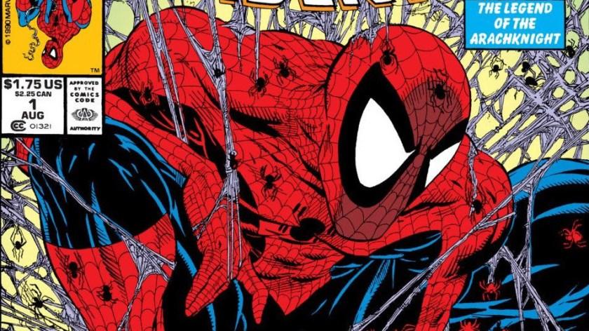 spider-man - Photo Credits: web