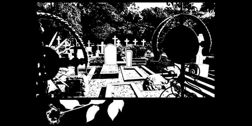 La processione funebre di K