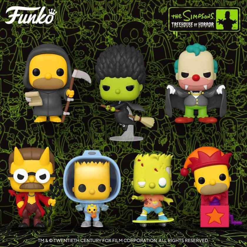 Funko Pop The Simpson