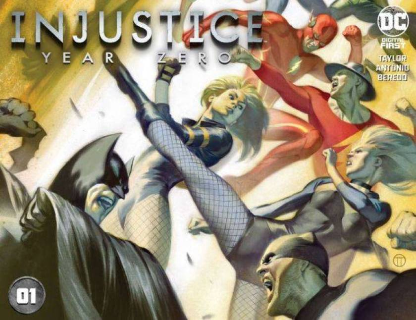 injustice year zero