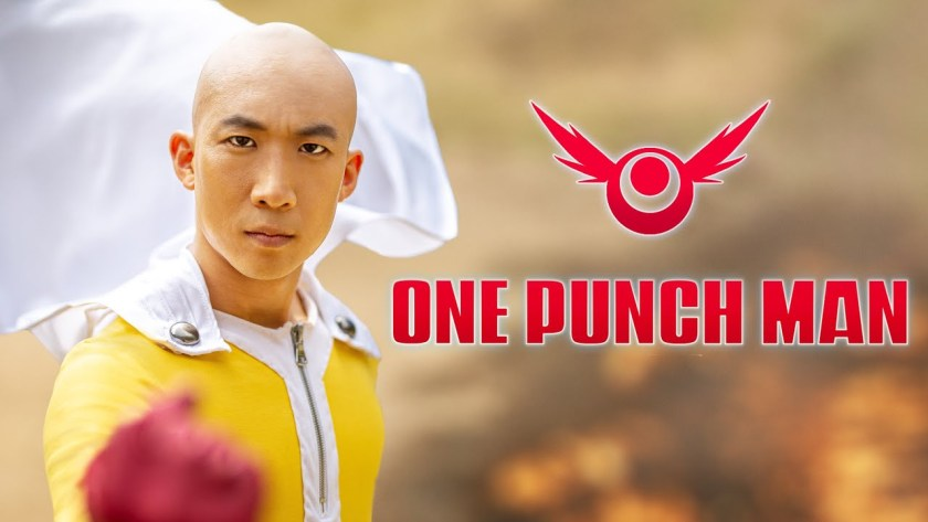 One Punch Man - Saitama vs Genos