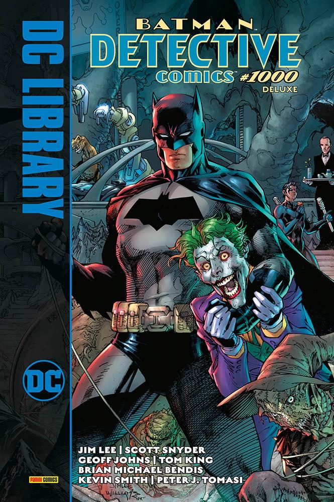 Batman - Detective Comics #1000 Deluxe Edition