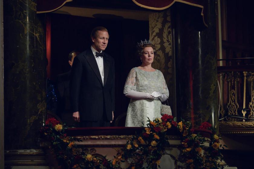 The Crown - photo credit: Netflix