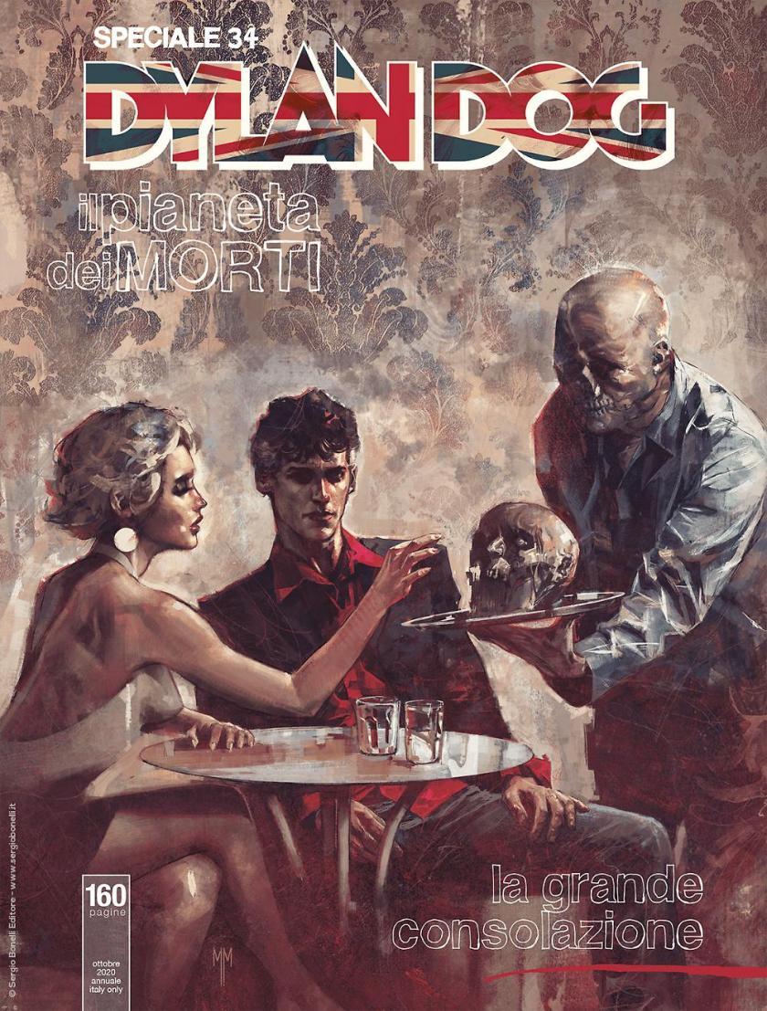 Dylan Dog: Il Pianeta dei Morti - La Grande Consolazione