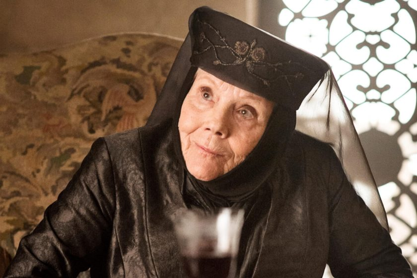 "Game of Thrones""The Queen's Justice""Pictured: Diana Rigg as Olenna Tyrell"