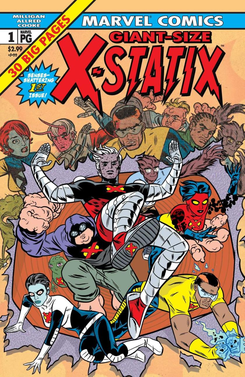 x-statix 1