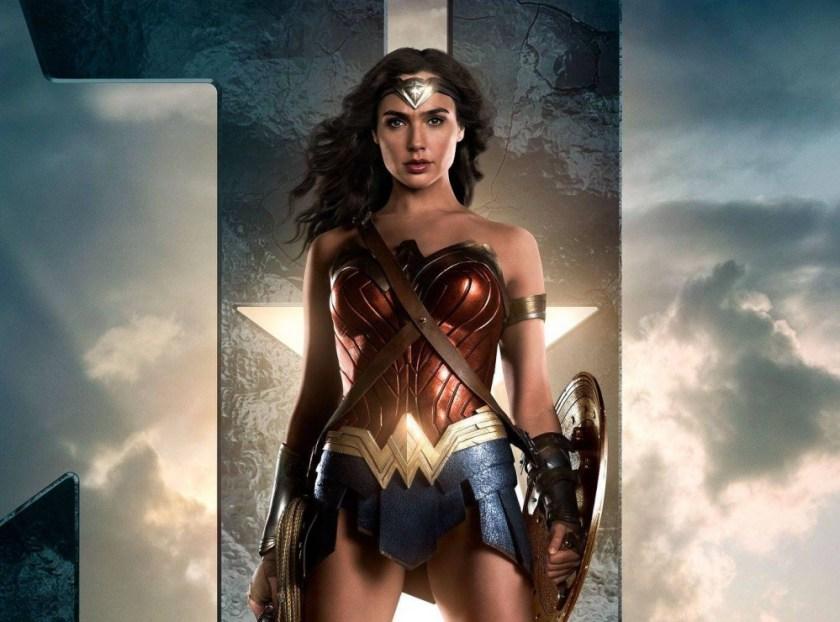 Wonder Woman Snyder Cut