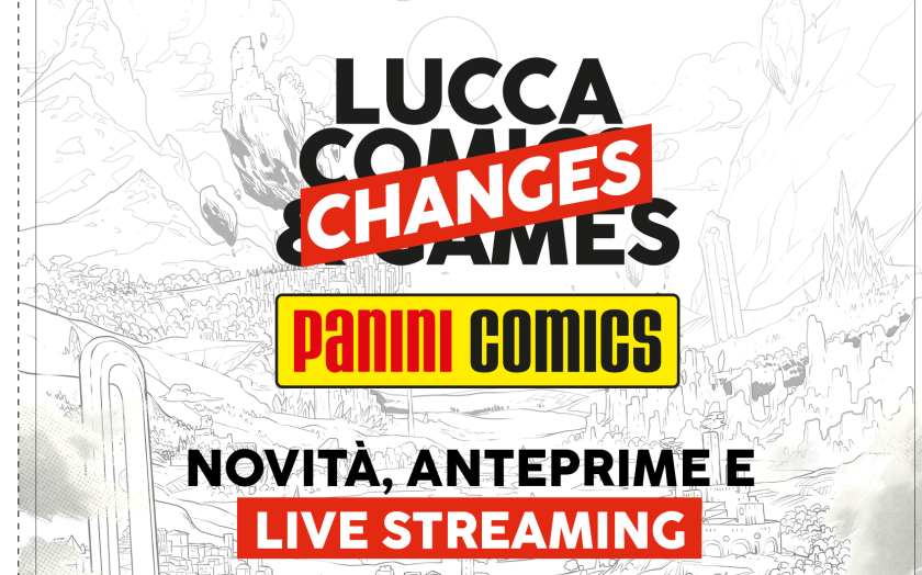 Panini Lucca Changes