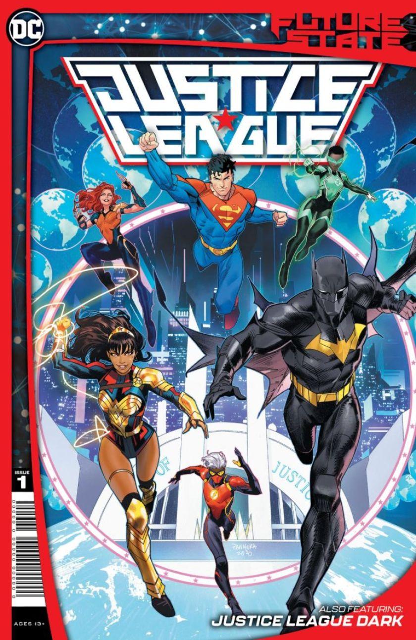 Justice League Future State