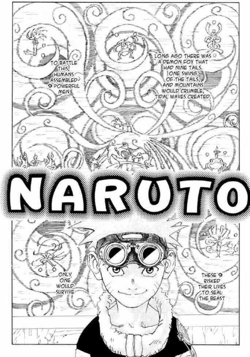 Naruto - photo credit: web