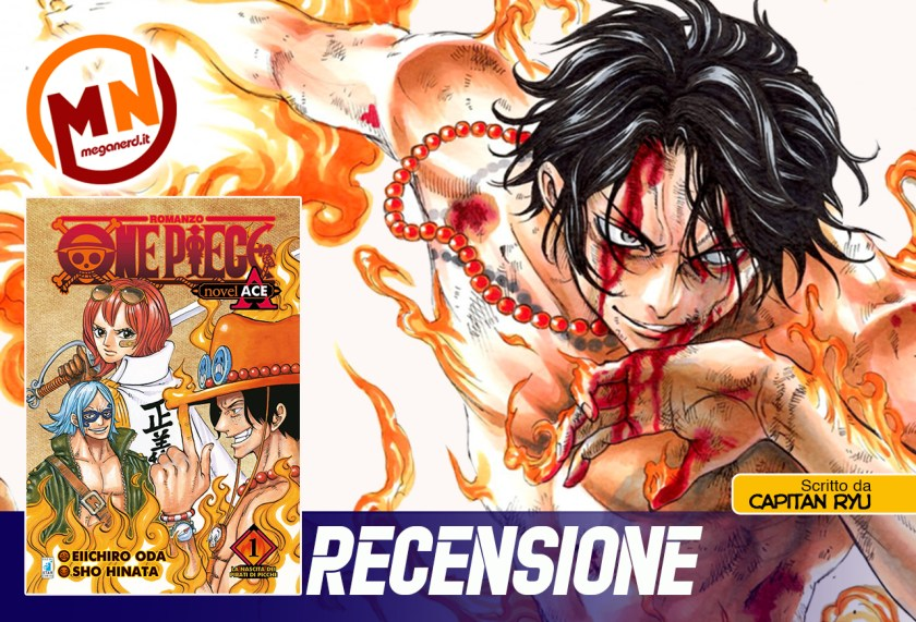 recensione one piece novel a