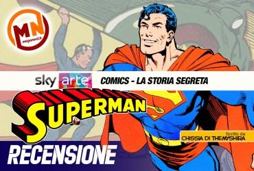 recensione sky superman
