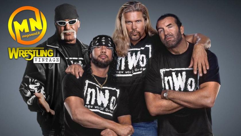 wrestling vintage NWO