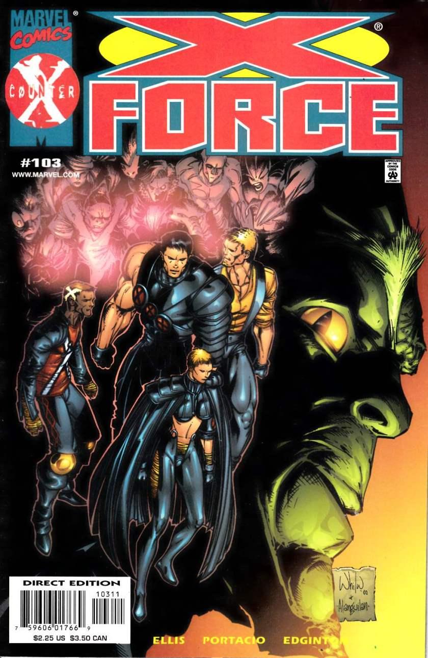 x-force 103