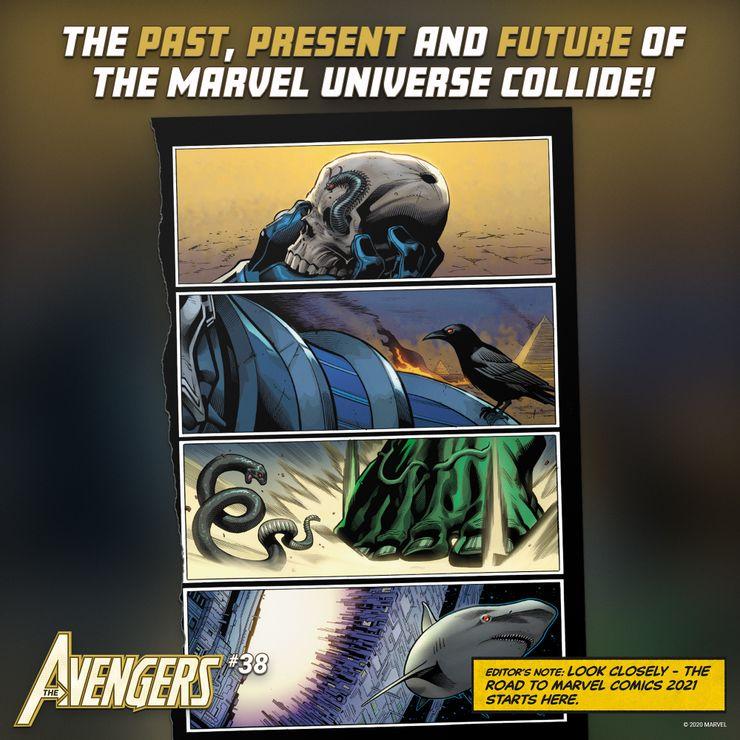 Avengers 38 teaser