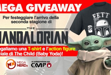 giveaway mandalorian stagione 2