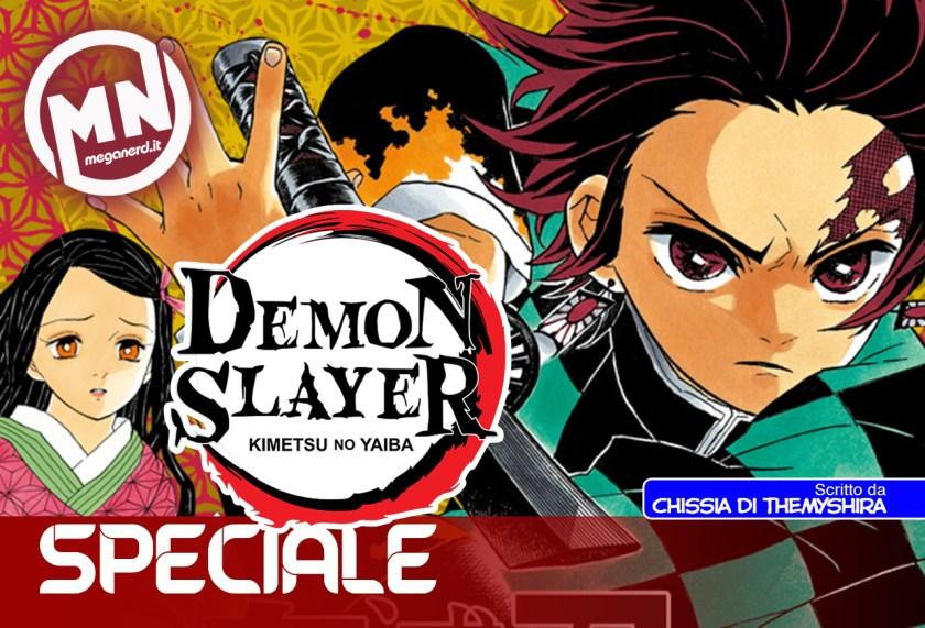 speciale demon slayer