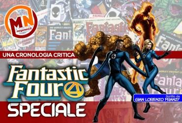 speciale fantastic four cronologia critica