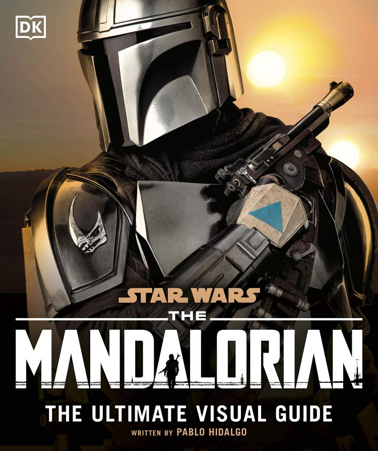 The Mandalorian visual guide copertina