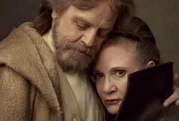 Carrie Fisher e Mark Hamill