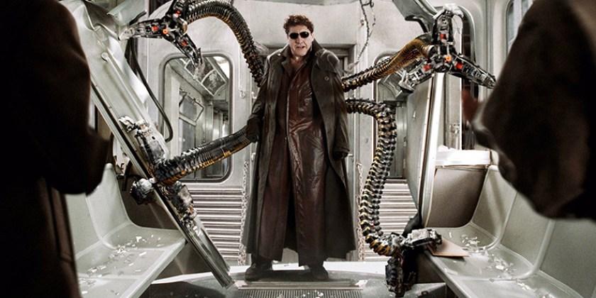 Alfred Molina sarà di nuovo il Doctor Octopus