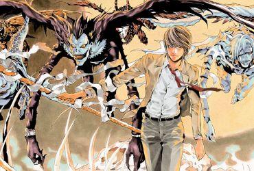 Death Note torna con Tanpenshuu