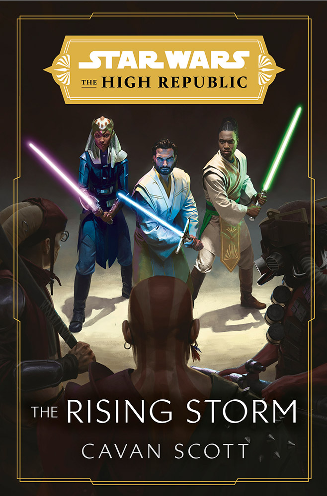 The High Republic The Rising Storm