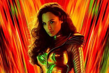 Wonder Woman 1984 Il video della sequenza iniziale