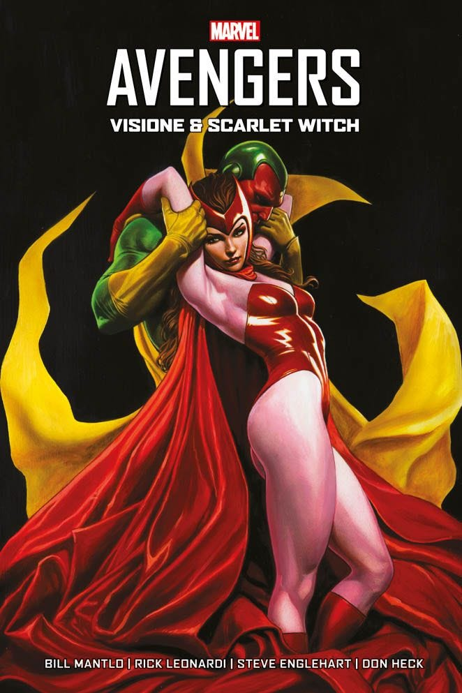 Avengers_Visione & Scarlet Witch
