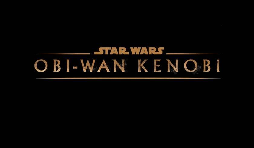 Obi Wan Kenobi Logo Serie