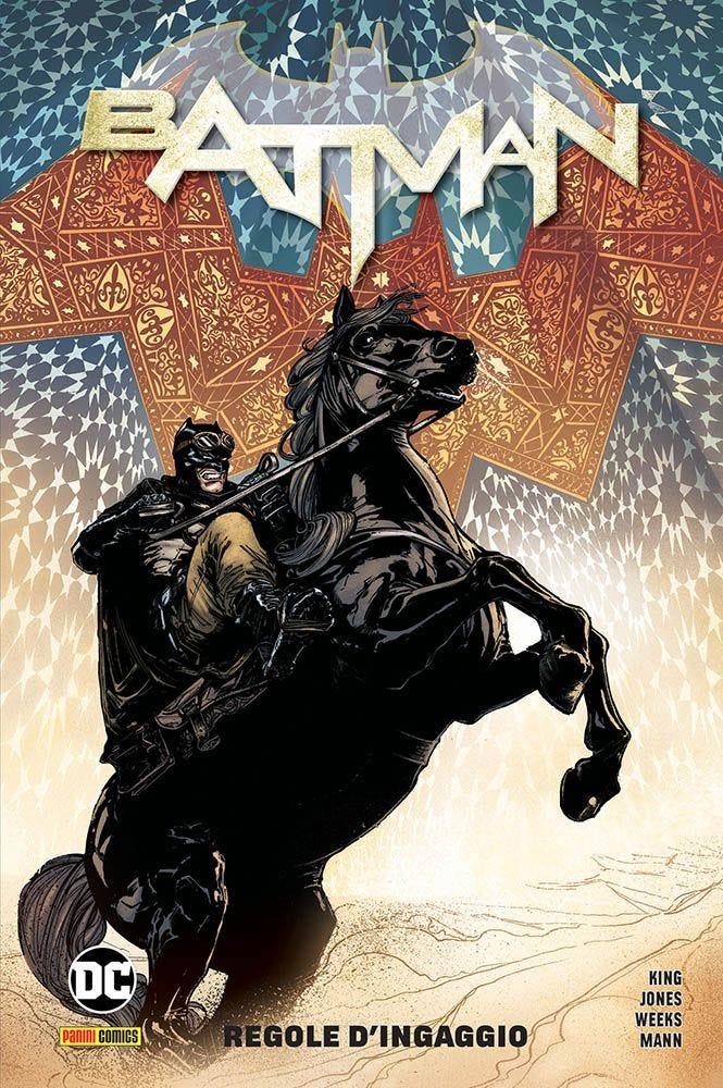 Batman vol. 5 - Regole d Ingaggio