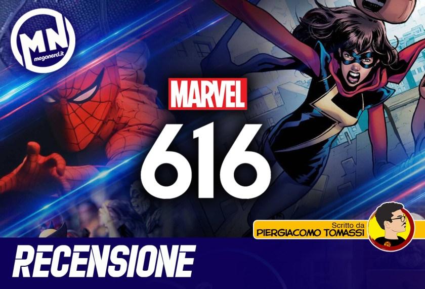recensione marvel 616