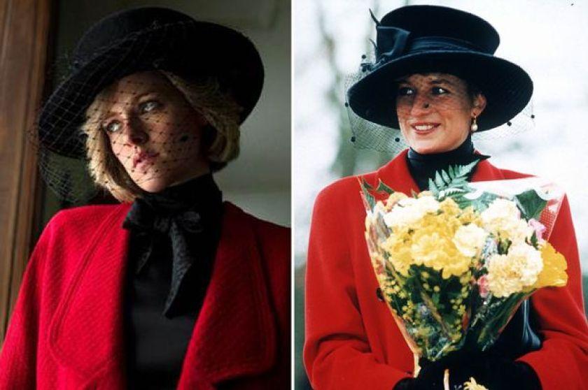 Spencer Kristen Stewart Lady Diana