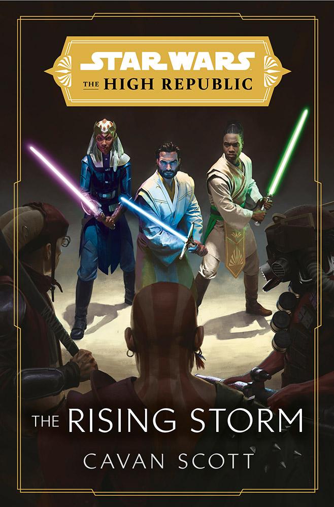 Can Scott The Rising Storm Copertina
