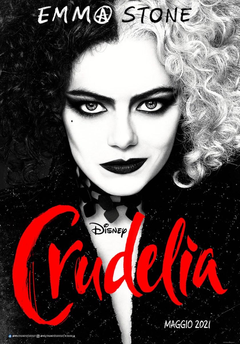 Crudelia poster 2