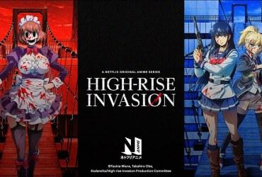 High-Rise Invasion - Rilasciato un nuovo promo ultra violento