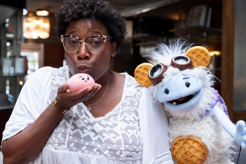Waffles+Mochi - Il trailer della serie Netflix con Michelle Obama