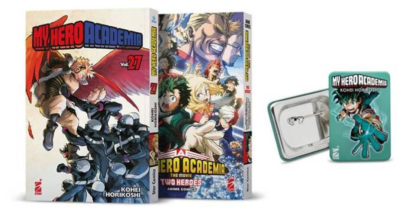 Edizioni Star Comics - Ad aprile arrivano edizioni speciali e gadget