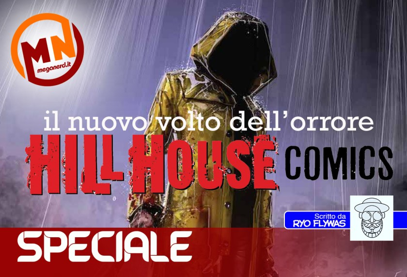 speciale hill house comics