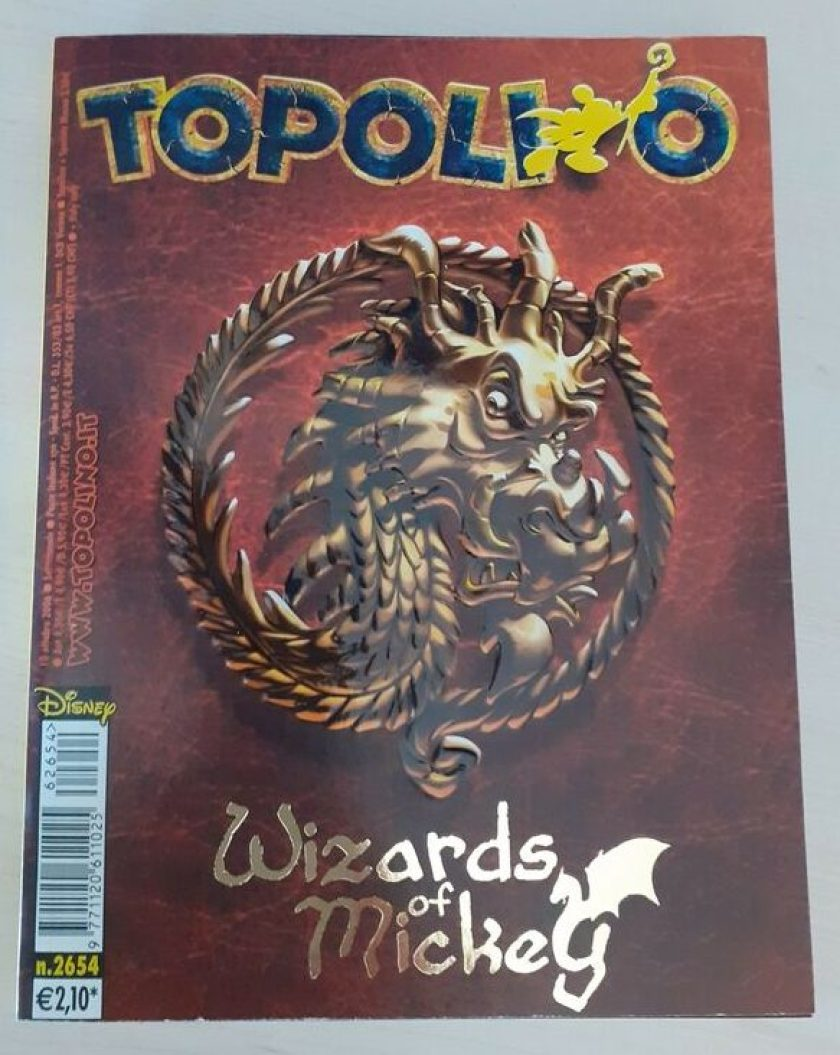 topolino wizards of mickey