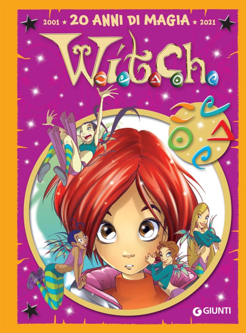 Sono passati 20 anni dal debutto di W.I.T.C.H., il fumetto prodotto da Disney Italia che fece breccia nel cuore soprattutto delle ragazze. Per celebrare a dovere questo traguardo Giunti Editore si appresta a rilasciare un bellissimo volume. Ecco tutti i dettagli