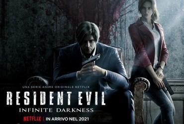 Resident Evil: Infinite Darkness - Una prima occhiata all'anime targato Netflix