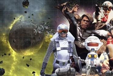 Guerre fra galassie - La celebre serie tokusatsu è approdata su Prime Video